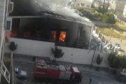 أكثر من 450 شهيد وجريح حصيلة غير نهائية لمجزرة العدوان بالصالة الكبرى في صنعاء.
