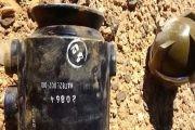 شاهد  صور لبعض القنابل العنقودية التي تم نزعها من مناطق وقرى في كتاف بمحافظة صعدة.