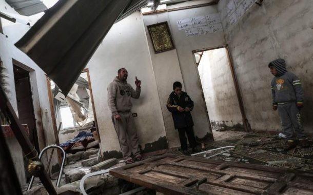 المقاومة : القصف الاسرائيلي لن يرهبنا والشعب الفلسطيني سيواصل انتفاضته