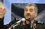 """قائد الحرس الثوري يعلن انتصار إيران على فتنة التخريب """" 2017 """""""