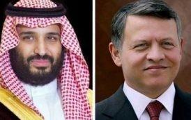 مسؤول أردني رفيع يتهم النظام السعودي بالعمل على إسقاط الحكم في بلادة .