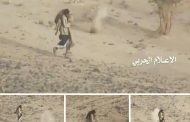 بالفيديو -مشهد أسطوري نادر لمجاهد يتحدى العدو ويسعف رفيقه الجريح .
