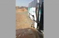 بالفيديو.. السعودية تجبر مسافري اليمن على تفريغ وقودهم!