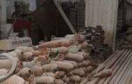 بالصور : ضبط معدات ومصنعين سعودي في مختبر لتصنيع مواد سامة  ومواد كيميائية في الغوطة الشرقية بسوريا