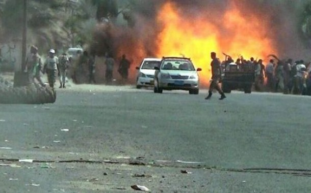 الصراع الإماراتي السعودي في المحافظات الجنوبية : قتلى وجرحى في مواجهات دامية بعدن .(تفاصيل)