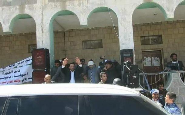 بالصورالرئيس الصماد يحضر لقاء التصالح والتسامح لقبائل بني صريم خمر بمحافظة عمران .