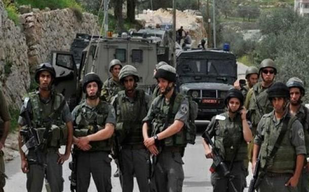 إصابة 20 فلسطينيا برصاص الجيش الإسرائيلي شرق قطاع غزة .
