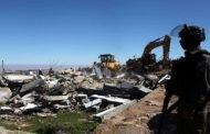 هدمالعدو الصهيونيمنزلين فلسطينيين غرب القدس المحتلة