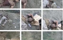 شاهد بالصور : محرقة كبرى للجيش السعودي مع عتادهم في جيزان