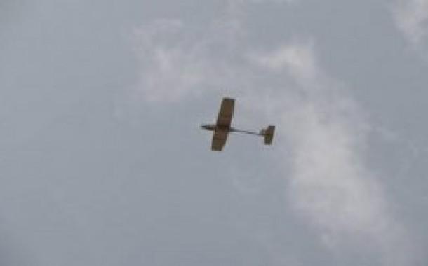 سلاح الجو المسير يشن هجوما على تجمعات قوى العدوان في صحراء ميدي بالساحل الغربي بطائرة قاصف1