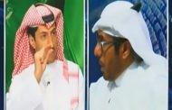 «ماعندنا شعوب تثور» بالفيديو مذيع سعودي جُنَّ جنونُه بعد سماع كلمة «ثورة» من ضيفه .