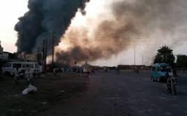 مصادر : أستشهاد وجرح 30 مدنيا بغارات التحالف على مدينة الدريهمي
