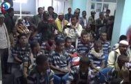 شاهد بالفيديو : ماذا فعلت وزارة الدفاع اليمنية بأسرى المرتزقة؟