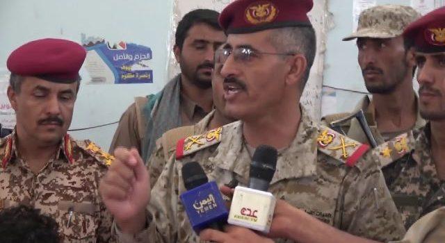 عاجل: وفاة رئيس هيئة أركان قوات هادي في الرياض متأثرا بجراحة