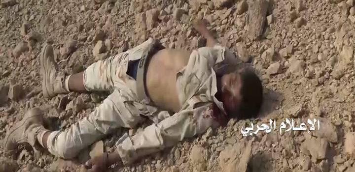 مصرع وجرح عدد من المرتزقة في جبهة الجوف .