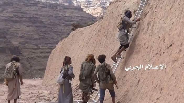 المقاتل اليمني اسطورة العصر الحديث . معركة السلالم!!