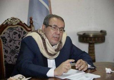 هااام : تكليف صادق أبو راس برئاسة حزب المؤتمر الشعبي خلفا لصالح