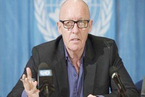 الأمم المتحدة: الحل في اليمن أن تتوقف الحرب والوصول إلى حلول سياسية .