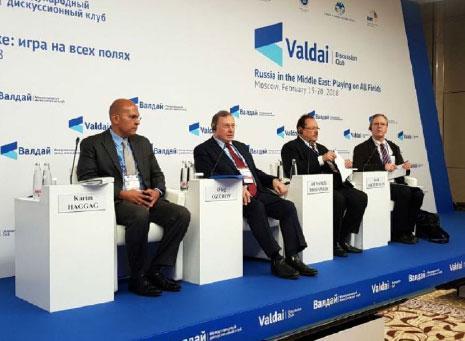اليمن في «منتدى فالداي» الروسي: مبادرة «واقعية» لإنهاء الحرب..