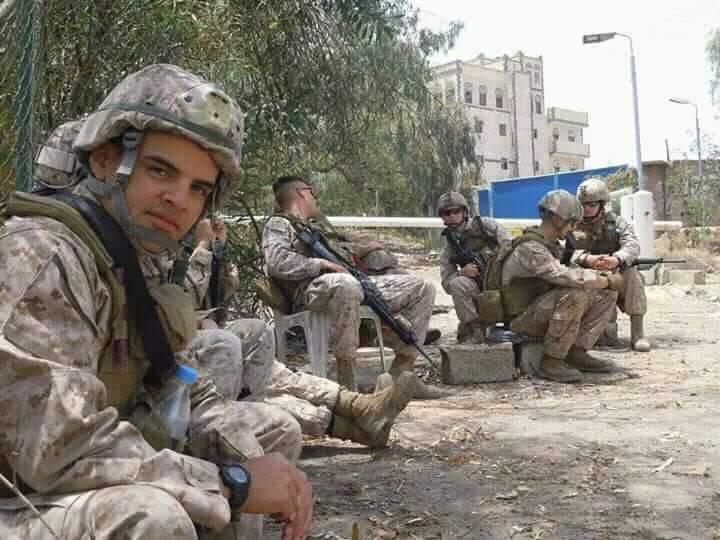 جنود أمريكيون من أول الحرب على اليمن: والاعتراف الأمريكي كمل الموضوع ؟