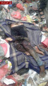 جريمة مروعة في عدن..انتزاع أعضاء طفل ورميه في البساتين