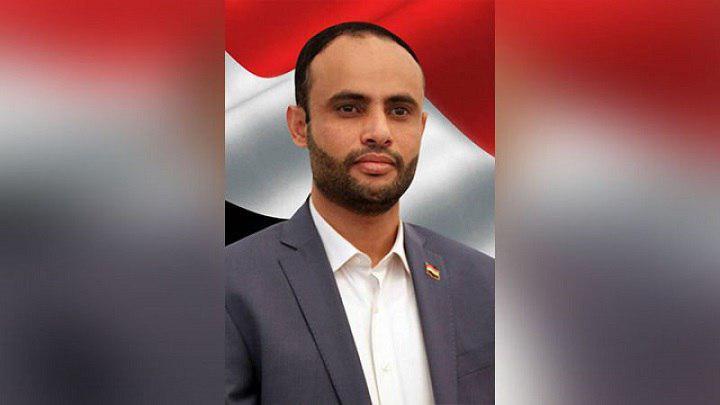 """الرئيس """"مهدي المشاط"""" موجهاً كلمة للشعب اليمني بمناسبة عيد الفطر: قدمنا تنازلات جسام وكان المطلوب الهيمنة والإحتلال والإستعباد وهو مانرفضه رفضاً قاطعاً.. ورمضان كان شهر إنتصارات والقادم أعظم."""